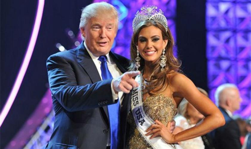 Univisión rompe relaciones con organización de Donald Trump