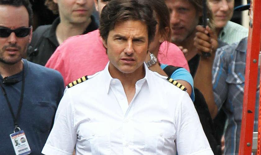 Tom Cruise grabará película en Colombia