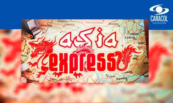 Canal Caracol abre inscripciones para Asia Express, La Ruta del Dragón
