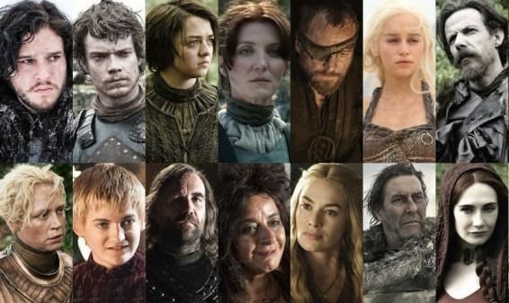 Revelan video del casting de actores los actores de Game Of Thrones