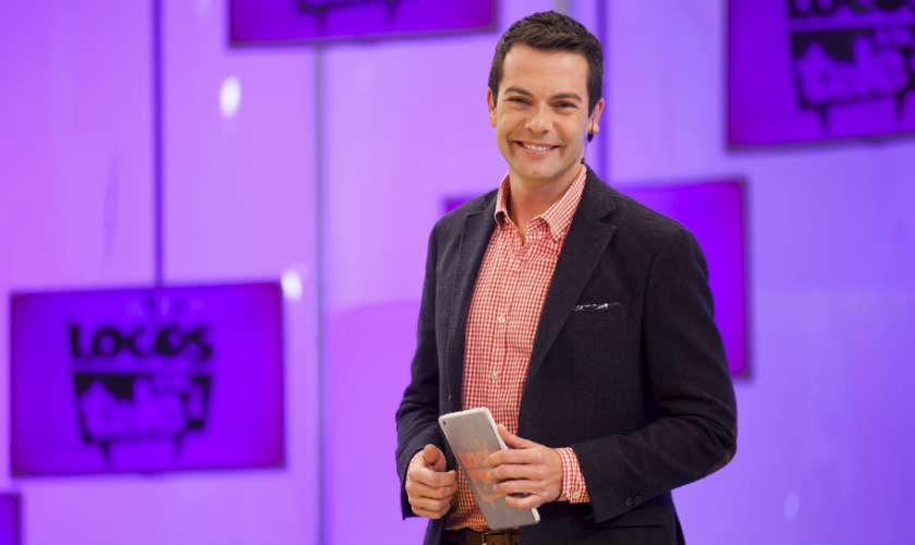 Iván Lalinde presentador de Asia Express del Canal Caracol