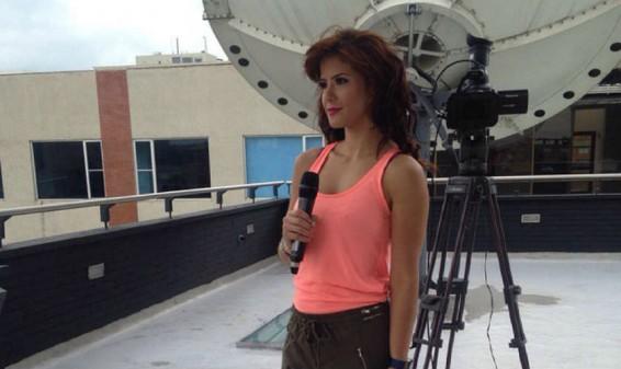 La presentadora Iris Gutiérrez se cambia de nombre a Johana Yepes