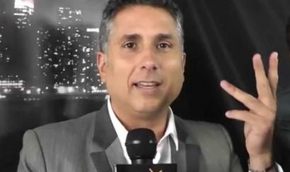 Marlon Moreno criticado en twitter por felicitar a 'El Chapo'