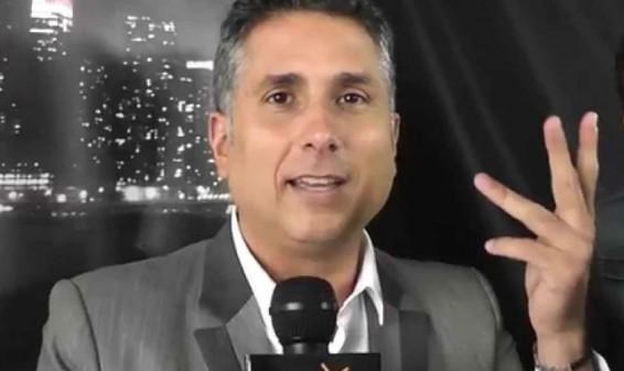 Marlon Moreno es criticado en twitter por felicitar al mexicano 'El Chapo'