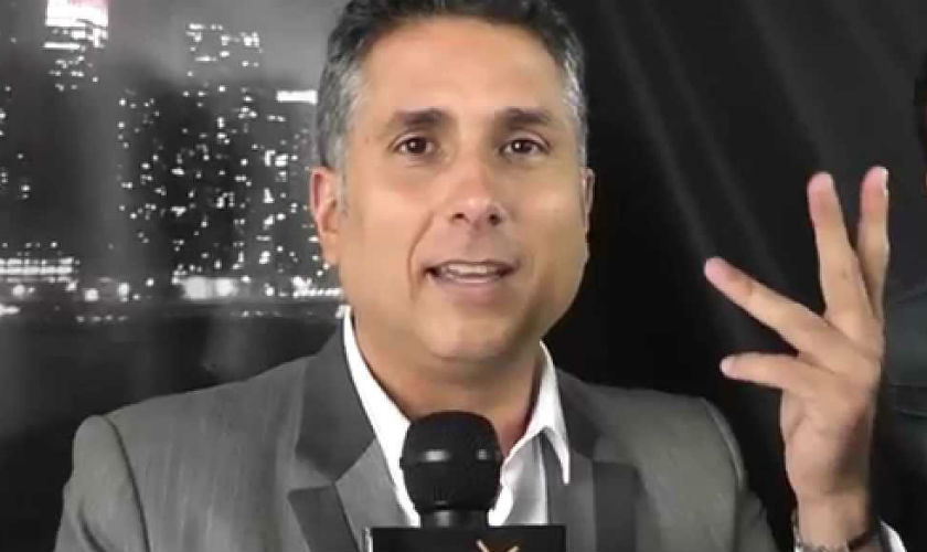 Marlon Moreno se separa de su esposa