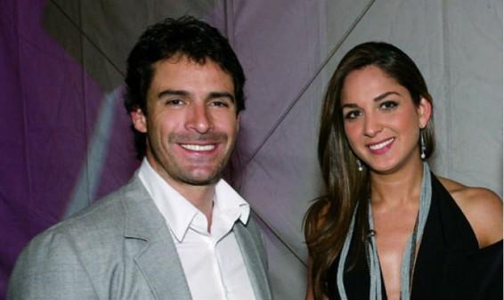 Rafael Novoa y Adriana Tarud son novios