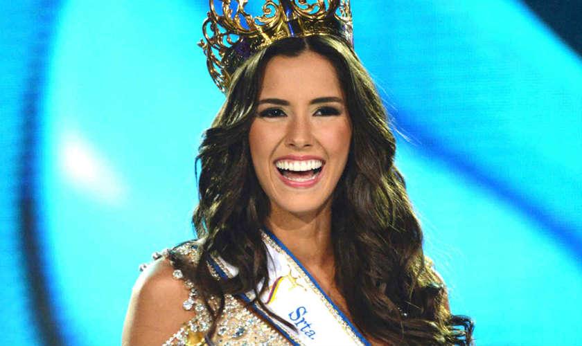 Audio: Paulina Vega le responde a Donald Trump