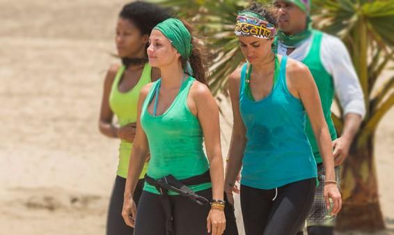Tatiana y Carolina de Los Cocodrilos eliminadas del Desafío India