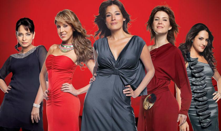 Canal RCN anuncia el estreno de Las Santísimas