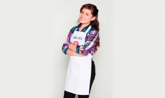 Laura Sofía Salazar es la segunda eliminada de MasterChef Junior