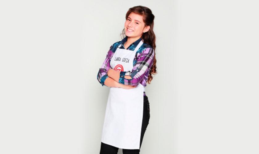 Laura Sofía Salazar eliminada de MasterChef Junior
