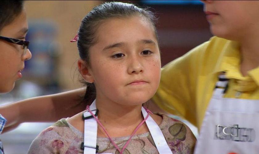 Eva Rodríguez habló tras su salida de MasterChef Junior