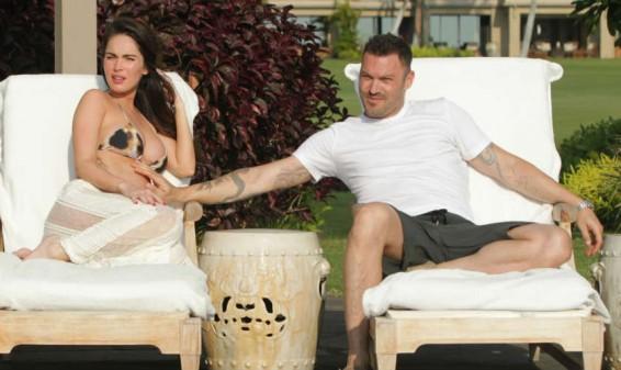 Megan Fox se divorcia de su esposo el actor Brian Austin Green