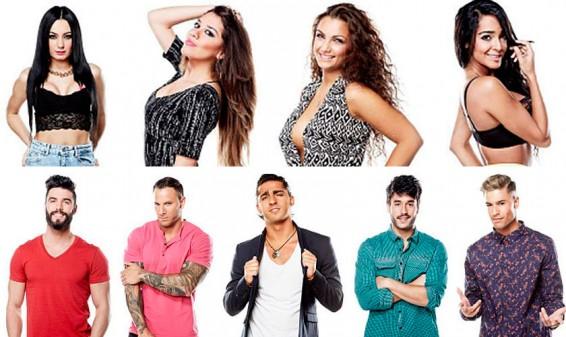 Estos son los nueve participantes del programa MTV Super Shore