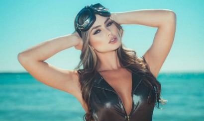 Video íntimo de la modelo Paola Cañas