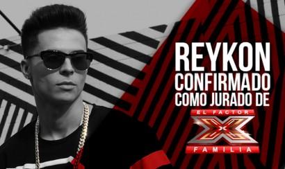 Reykon jurado del reality Factor XF