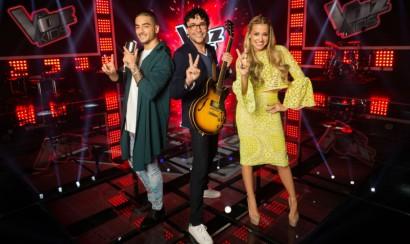 Segunda temporada de 'La Voz Kids' del Canal Caracol