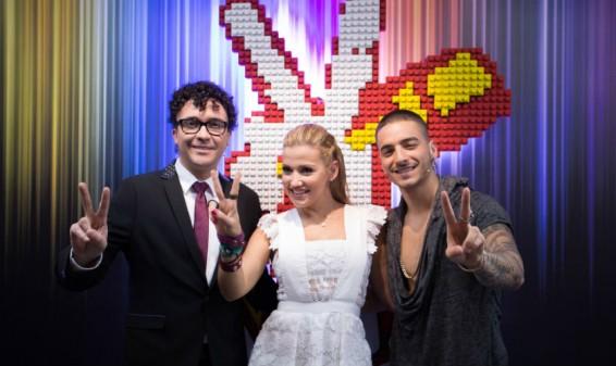 Canal Caracol presentó a los medios de comunicación 'La Voz Kids'