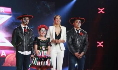 Canal RCN presentó Factor XF a los medios