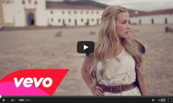 Fanny Lu presenta el video de su canción 'El Perfume'