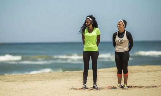 Pierine y Vanessa son las finalistas del Desafío India 2015