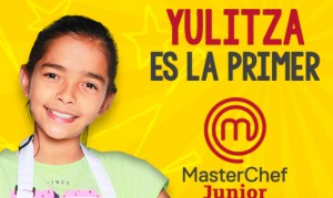 Ganadora del primer MasterChef Junior Colombia