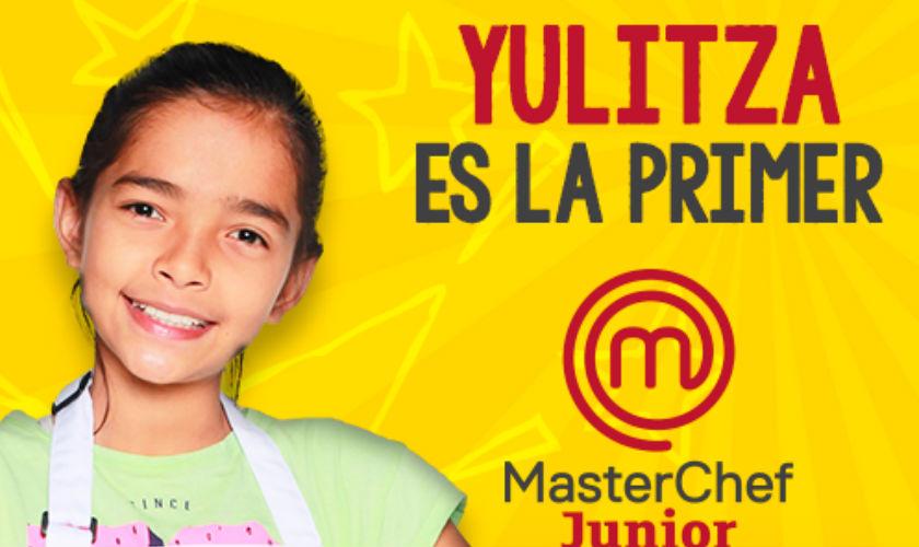 Ganadora del primer MasterChef Junior Colombia