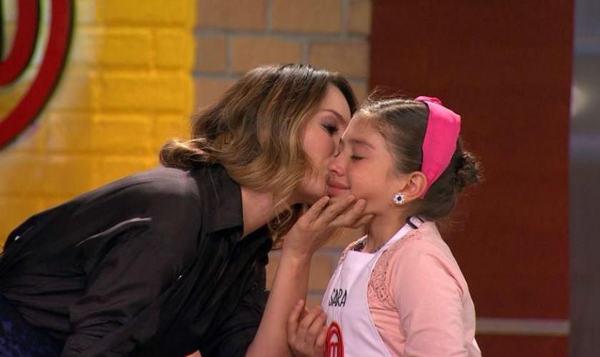 Sara Miranda eliminada de MasterChef Junior