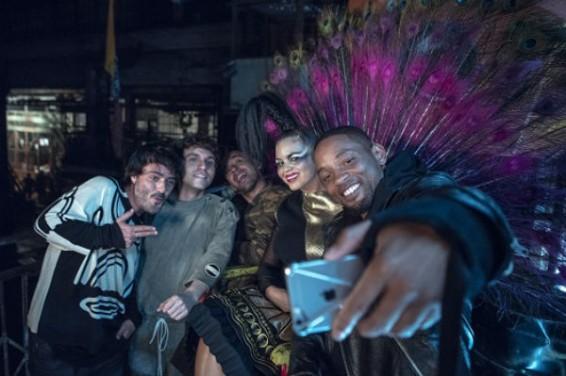 Bomba Estéreo presenta junto a Will Smith el remix de la canción 'Fiesta'