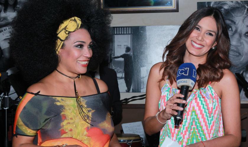 Canal RCN presentó a los medios de comunicación Celia