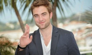 Actor Robert Pattinson está en Colombia