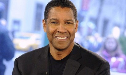 Denzel Washington será homenajeado en los Globo de Oro