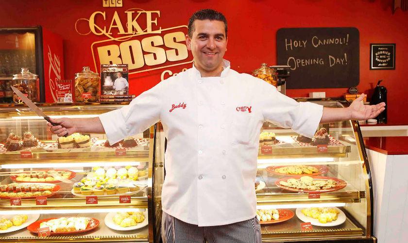 Buddy Valastro del programa 'Cake Boss' estará en Colombia