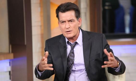Charlie Sheen revela ser portador del VIH positivo