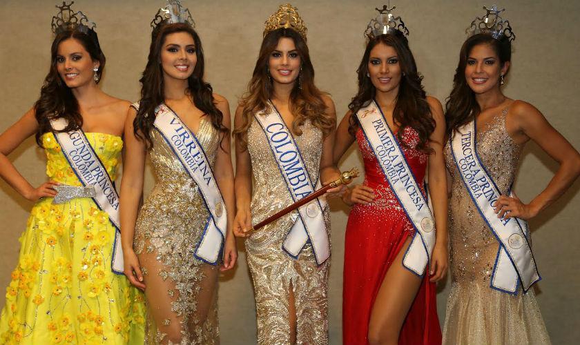 RCN transmitirá velada de coronación Srta Colombia