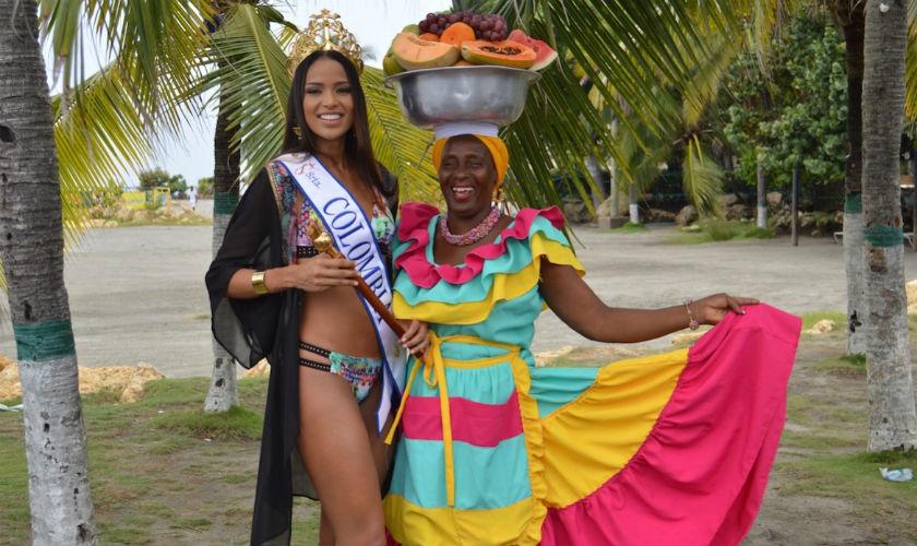 Señorita Colombia 2015 – 2016 Andrea Tovar