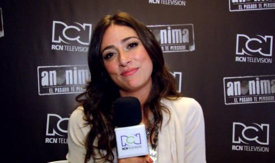 Verónica Orozco regresa al Canal RCN con la serie 'Anónima'