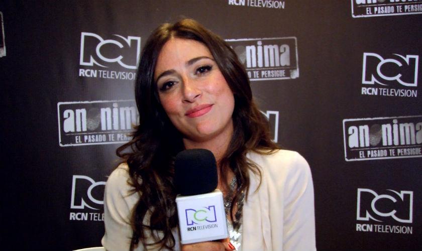 Verónica Orozco regresa al Canal RCN con la serie Anónima