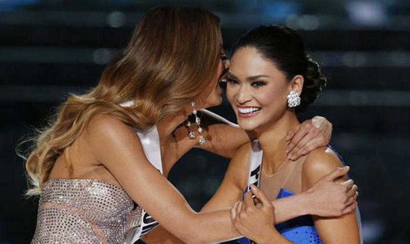 Ariadna Gutierrez NO es la nueva Miss Universo 2015