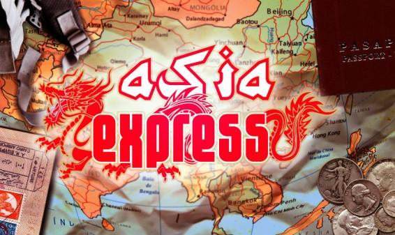Conoce los participantes del reality Asia Express del Canal Caracol