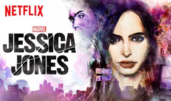 Netflix anuncia segunda temporada de la serie Jessica Jones
