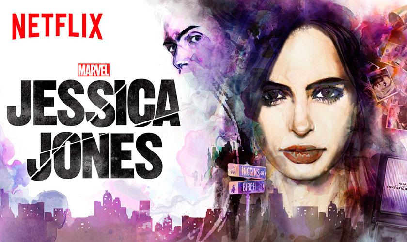 Segunda temporada de la serie Jessica Jones