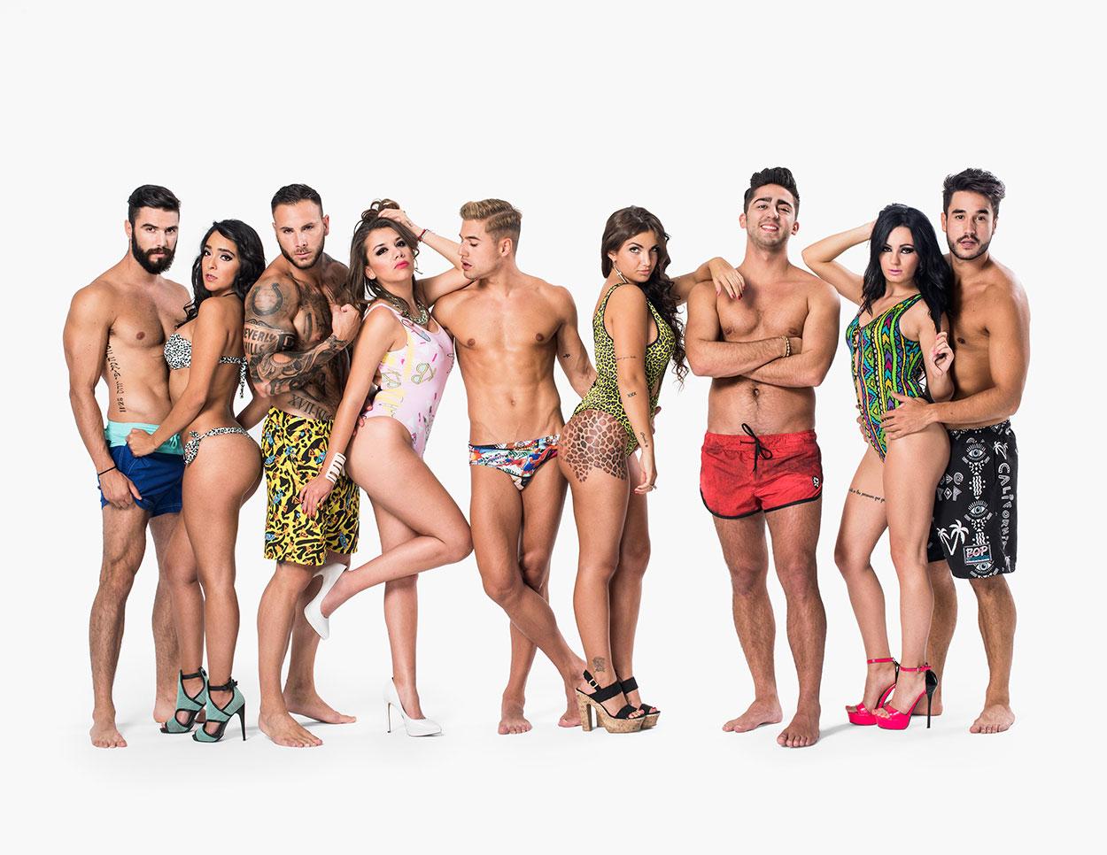 Participantes MTV Super Shore