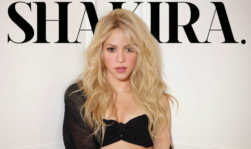 Shakira lanzará su propia línea de calzado