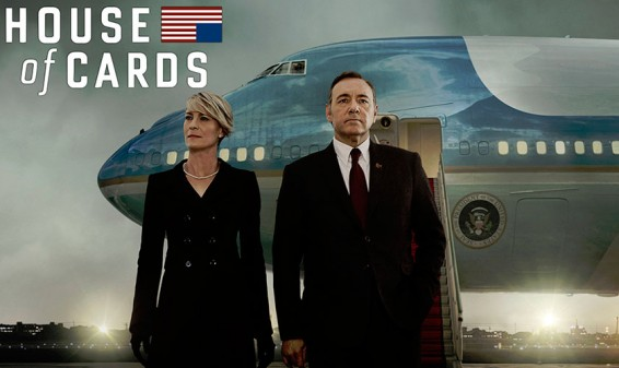 Netflix confirma quinta temporada de la serie House of Cards