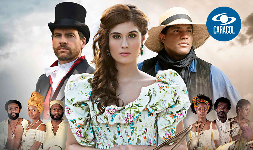 Rating Colombia 9 de febrero 2016 // La audiencia tiene color