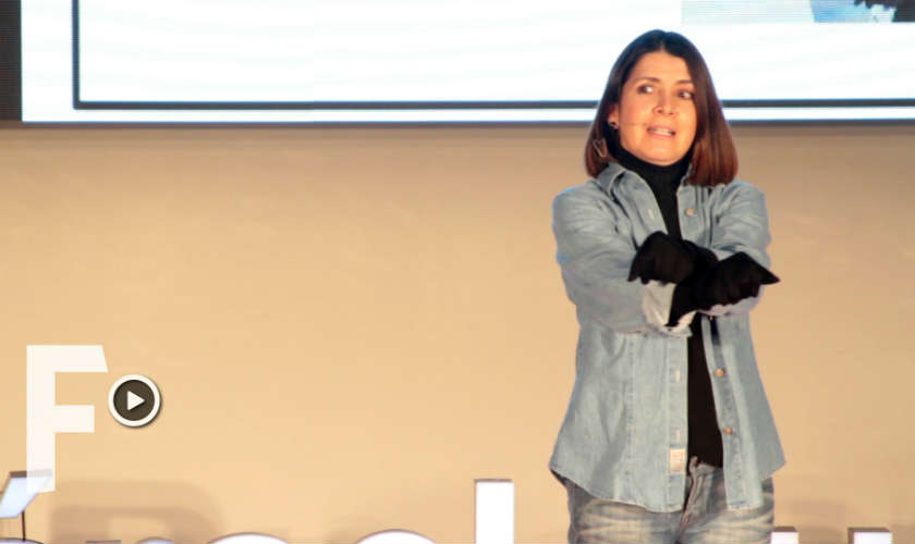 Adriana Arango regresa a la televisión como presentadora