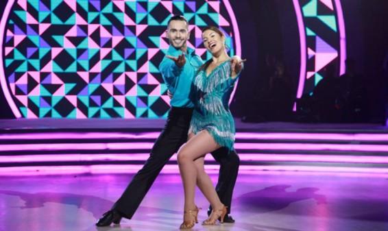 Ana Pacheco es la tercera eliminada de Bailando con las Estrellas