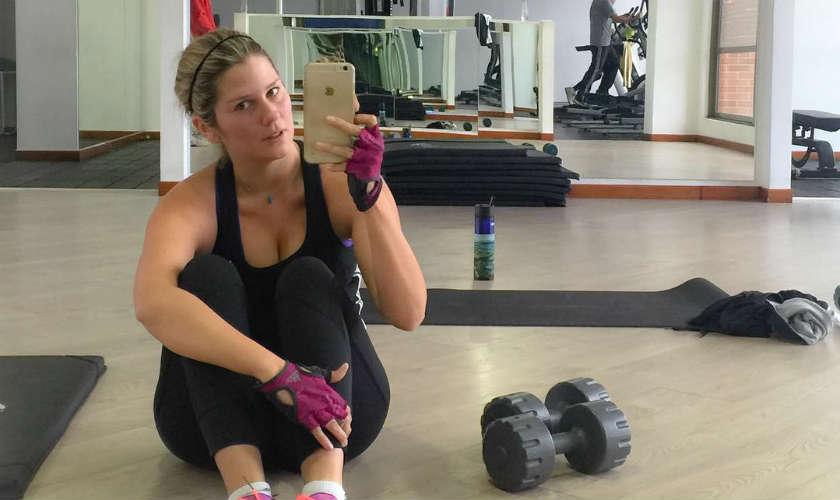 Andrea Guerrero denuncia acoso en redes sociales