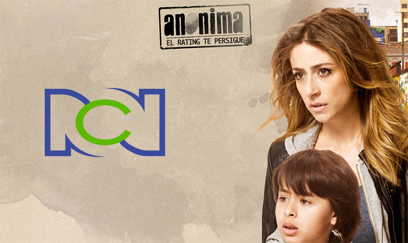 Rating Colombia 18 de Febrero 2016 // Anónima, La esclava te persigue